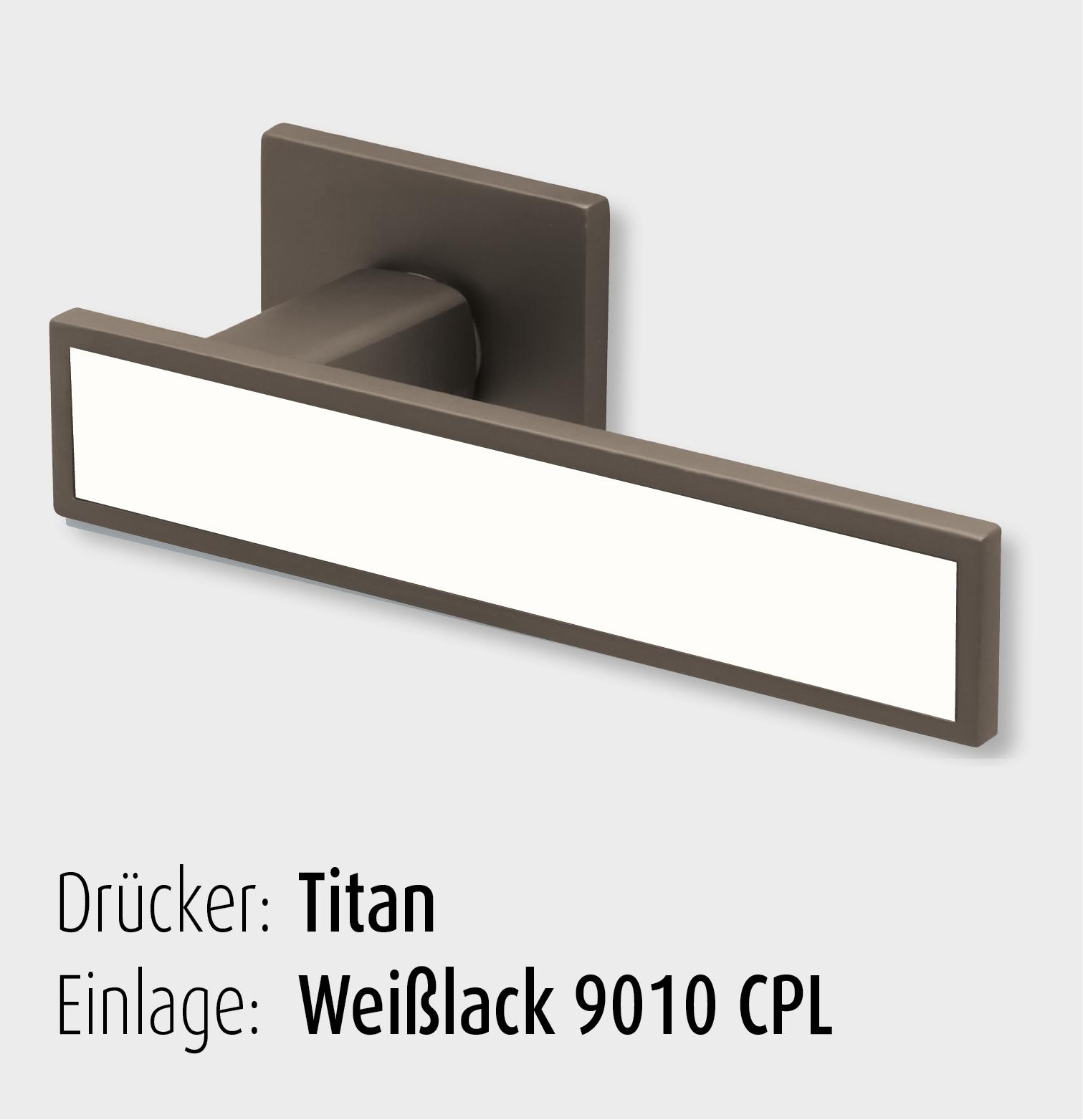 plugin inlay titan weisslack9010 cpl grauthoff t rengruppe. Black Bedroom Furniture Sets. Home Design Ideas