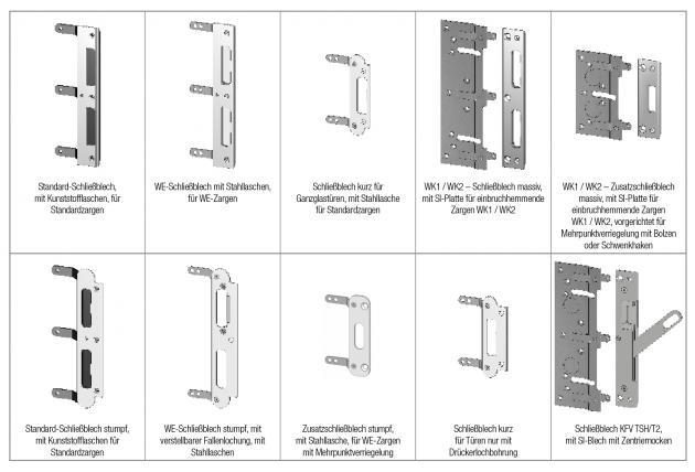 Extrem Türen ABC - GRAUTHOFF Türengruppe OE09